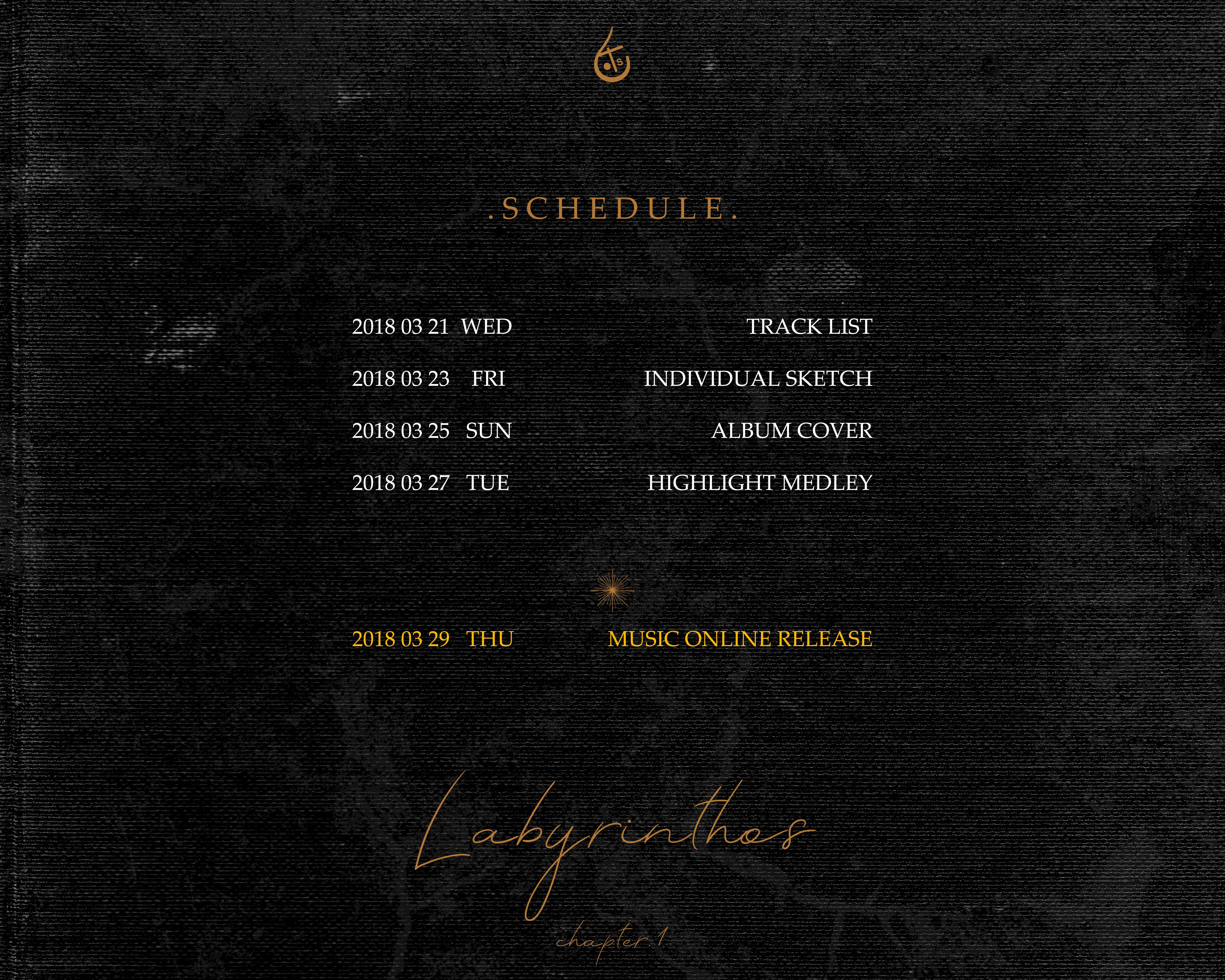 29일(목), LotUs (랏어스) 미니 앨범 5집 [5thDrawing'Labyrinthos:chapter.1'] 발매 예정 | 인스티즈