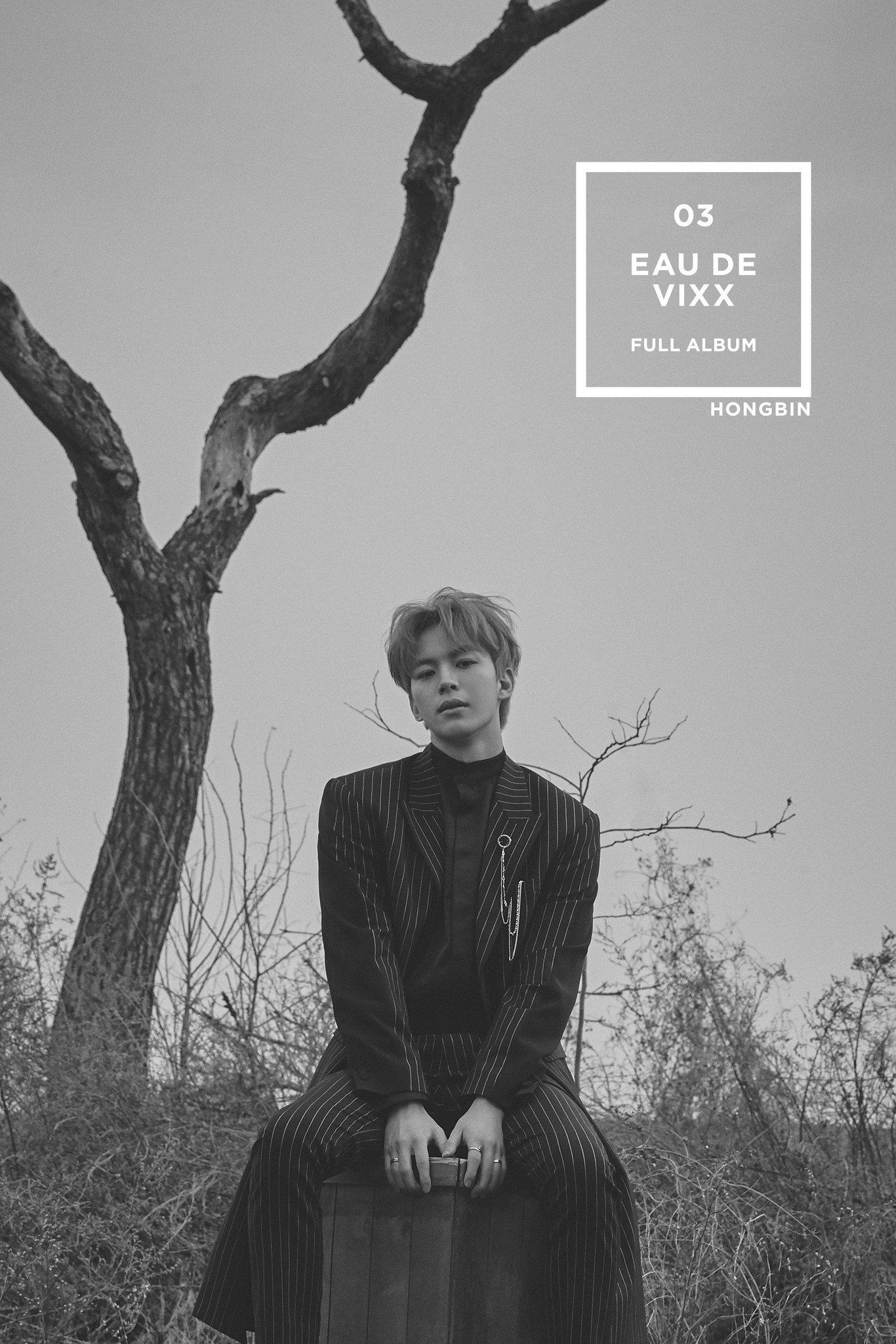 💛17일(화), VIXX 3rd ALBUM EAU DE 발매💙 | 인스티즈