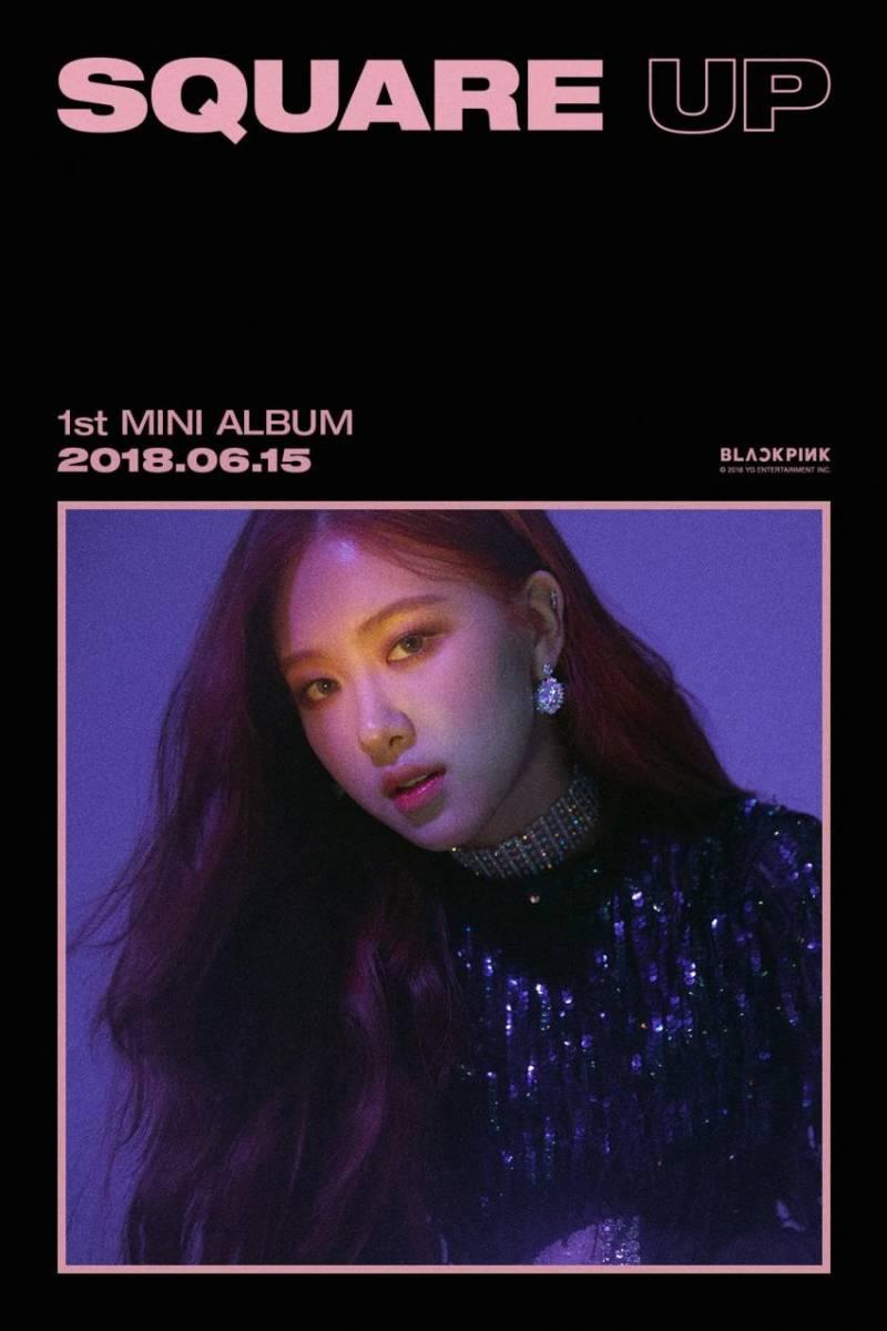 15일(금), 블랙핑크 1st mini album 'SQUARE UP' 발매   인스티즈