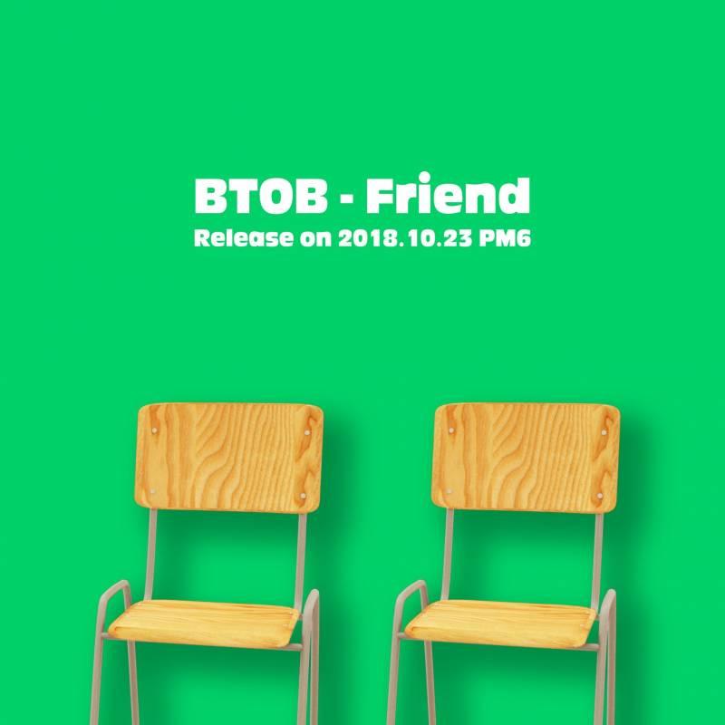 23일(화), 🎁비투비(BTOB) 스페셜 싱글 Friend 발매🎁 | 인스티즈