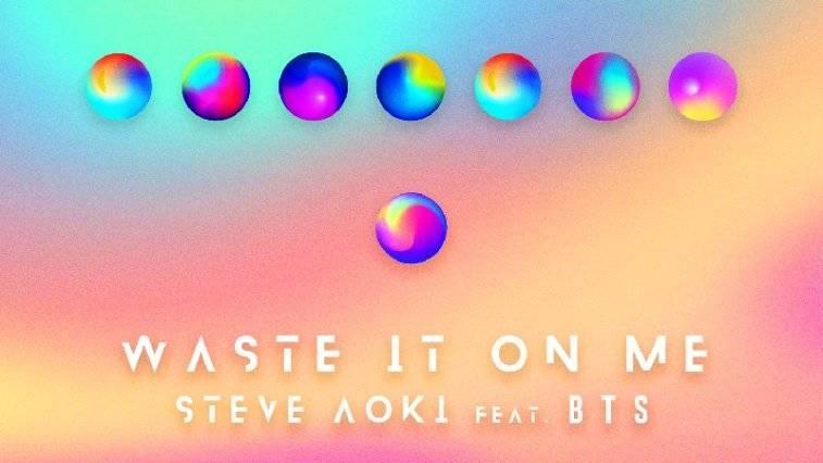 25일(목), 10시 💜방탄소년단 x Steave Aoki - Waste it on me💜공개! | 인스티즈