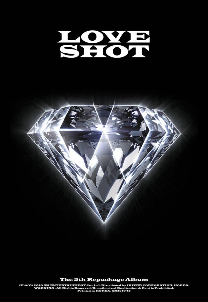 13일(목), ❤EXO 5집 리패키지 LOVE SHOT 발매❤ | 인스티즈