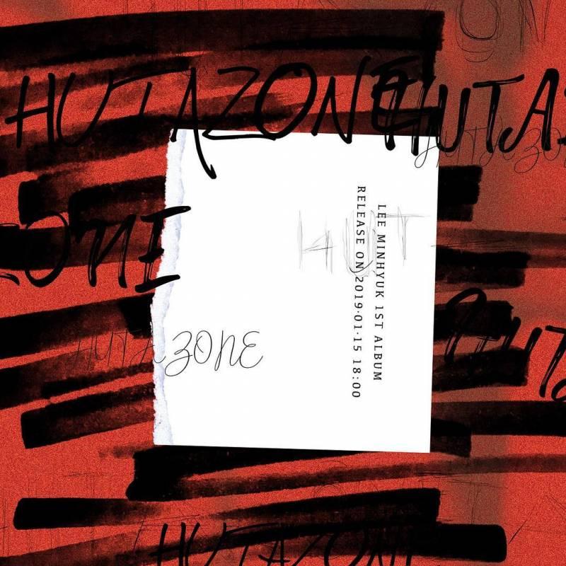 15일(화), 🔥비투비 이민혁 1ST ALBUM [HUTAZONE] 발매🔥 | 인스티즈