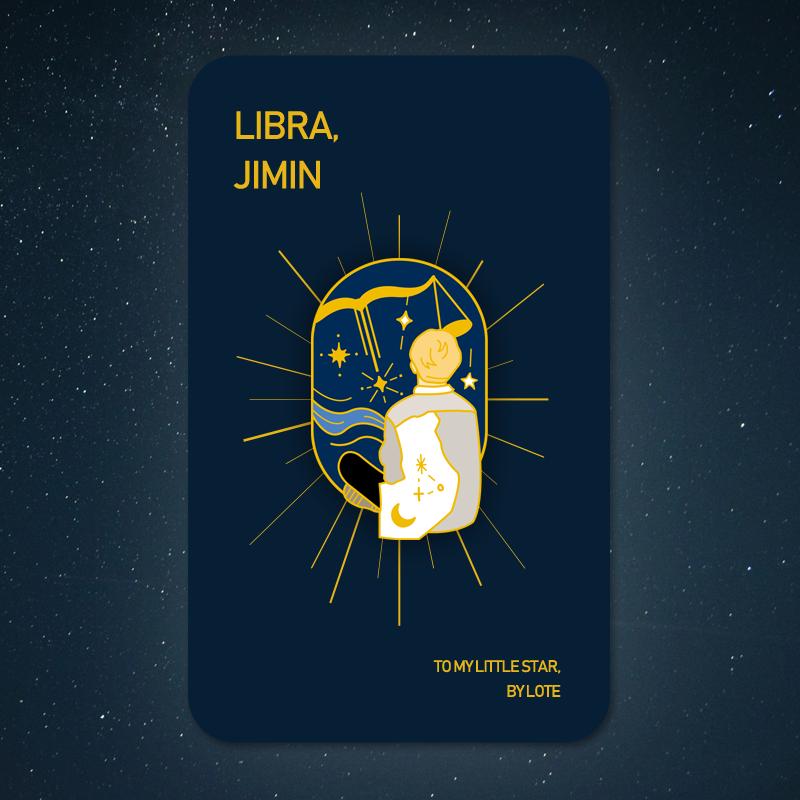 방탄소년단) ✨LIBRA, JIMIN BADGE 수량조사✨ | 인스티즈