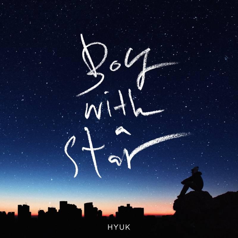 12일(토), 빅스 혁 <Boy with a star> 디지털 싱글 발매 | 인스티즈