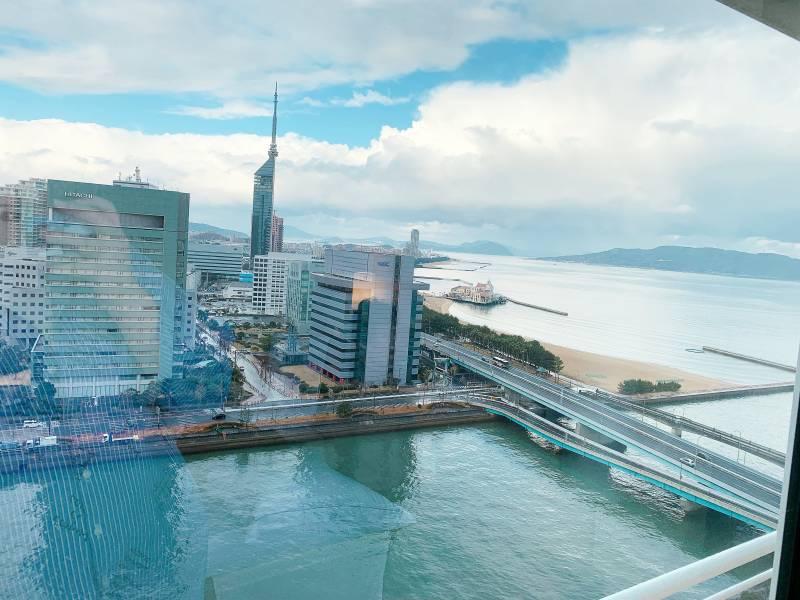 실시간 일본 후쿠오카 호텔 전망 | 인스티즈