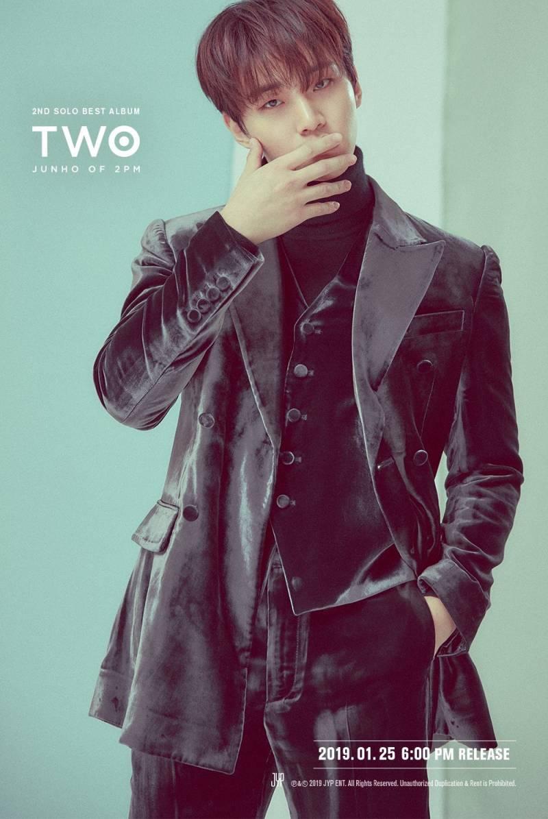 25일(금), 🐧2PM 준호 2ND SOLO BEST ALBUM<TWO> 발매 🐧 | 인스티즈