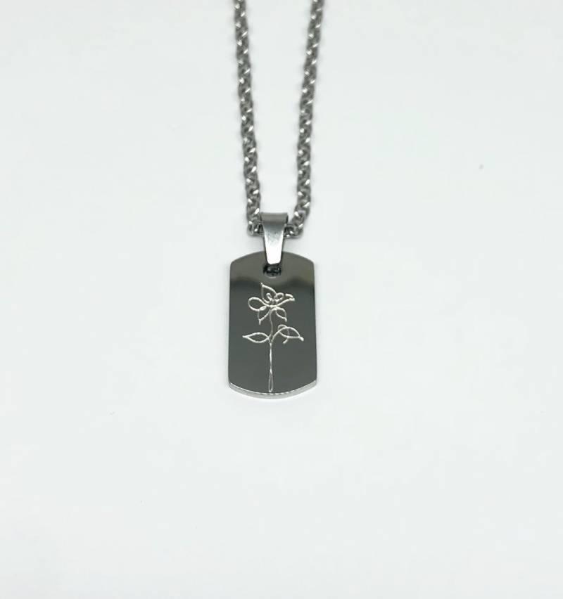 방탄소년단) 🥰스메랄도 각인 목걸이 최종🥰 | 인스티즈