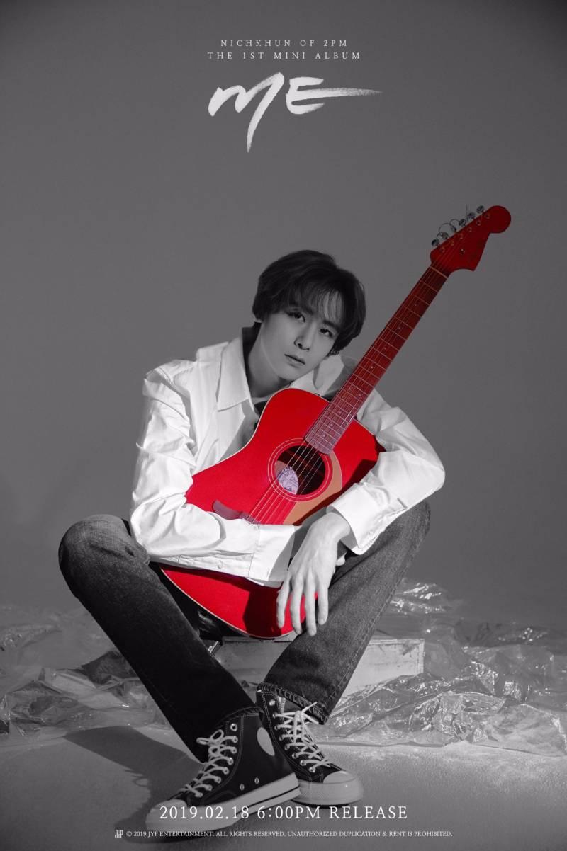 18일(월), 🐨2PM 닉쿤 THE 1ST SOLO MINI ALBUM<ME> 발매🐨 | 인스티즈