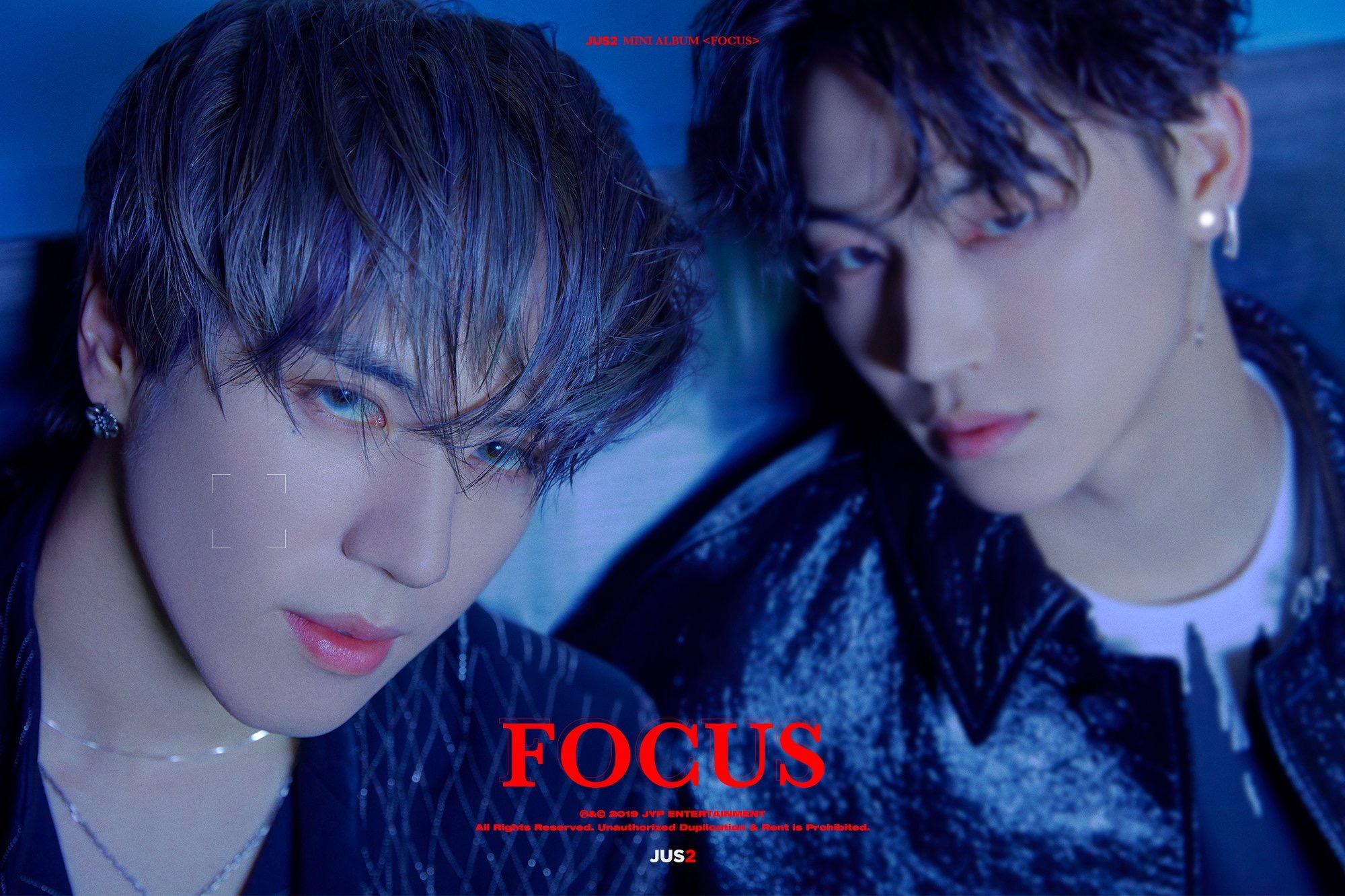 4일(월), 💚갓세븐 유닛 JUS2(JB, 유겸) FOCUS ON ME 뮤비공개💚 | 인스티즈