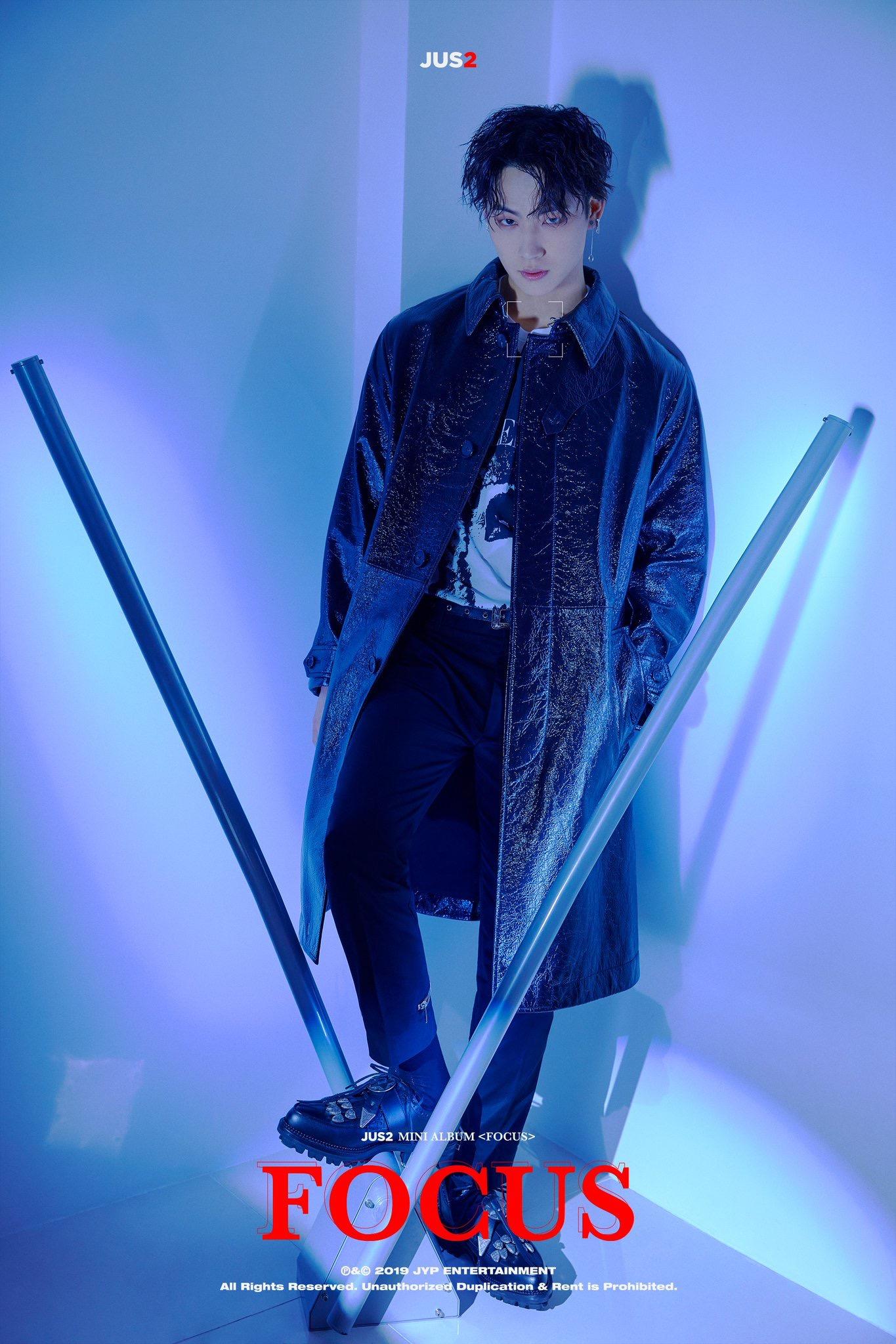 5일(화), 💚갓세븐 유닛 JUS2(JB, 유겸) FOCUS ON ME 데뷔💚 | 인스티즈