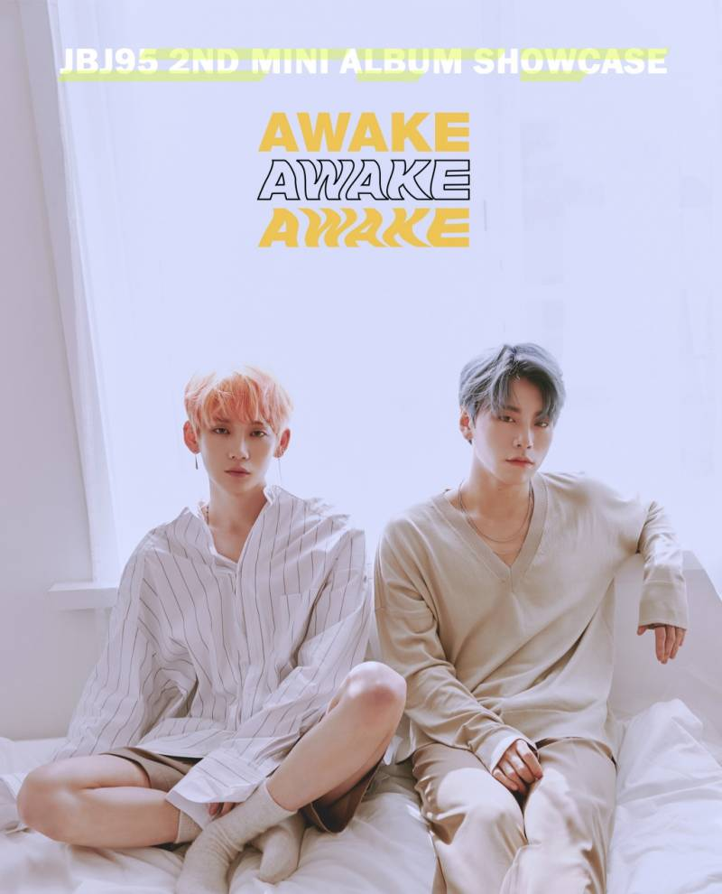 26일(화), 💙JBJ95 2nd MINI ALBUM <AWAKE> SHOWCASE💛 | 인스티즈