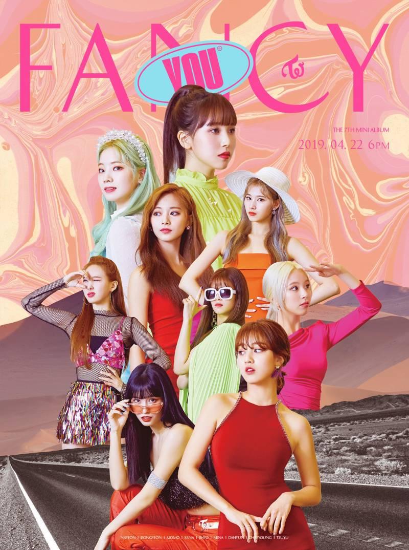 22일(월), 🍭트와이스 7th 미니앨범 'FANCY YOU' 발매🍭 | 인스티즈