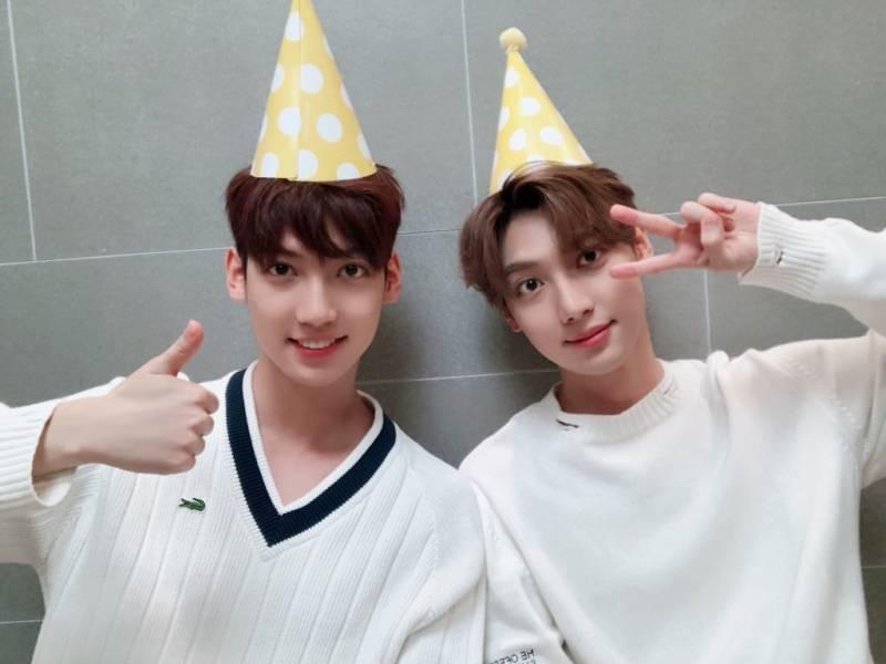 24일(수), 보이프렌드 쌍둥이 생일 🧒👦 | 인스티즈