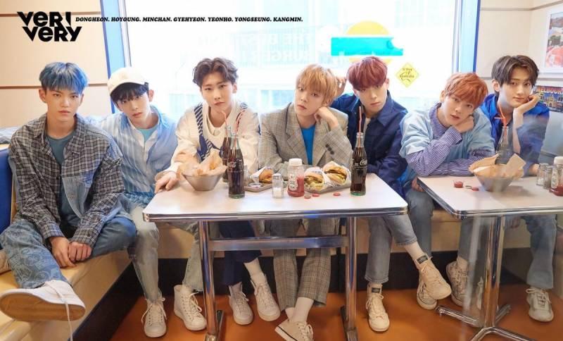 24일(수), 베리베리 2nd mini album 'veri-able' 발매 | 인스티즈