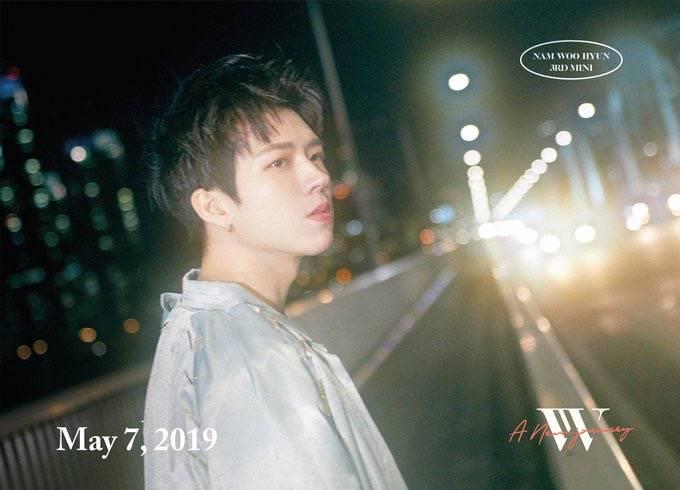 7일(화), 💛인피니트 남우현 미니앨범 A new journey 발매💛   인스티즈