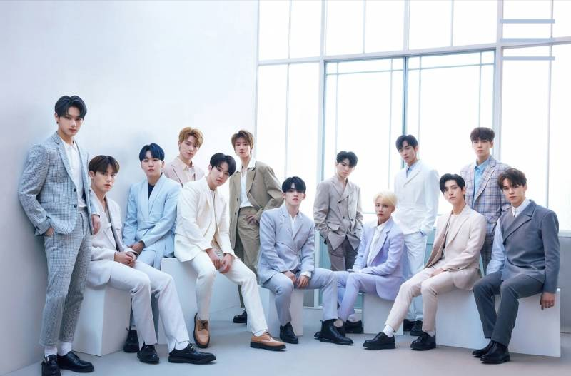 "29일(수), 세븐틴 SEVENTEEN JAPAN 1ST SINGLE ""Happy Ending"" 