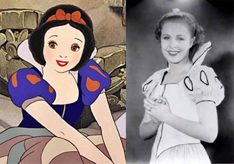디즈니 애니 실제 모델을 맡았던 배우들 | 인스티즈