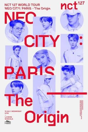 11일(목), 엔시티 127 1st World Tour 'NEO CITY -The Origin' : PARIS   인스티즈