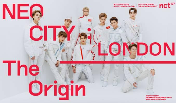 8일(월), 엔시티 127 1st World Tour 'NEO CITY - The Origin' : LONDON   인스티즈