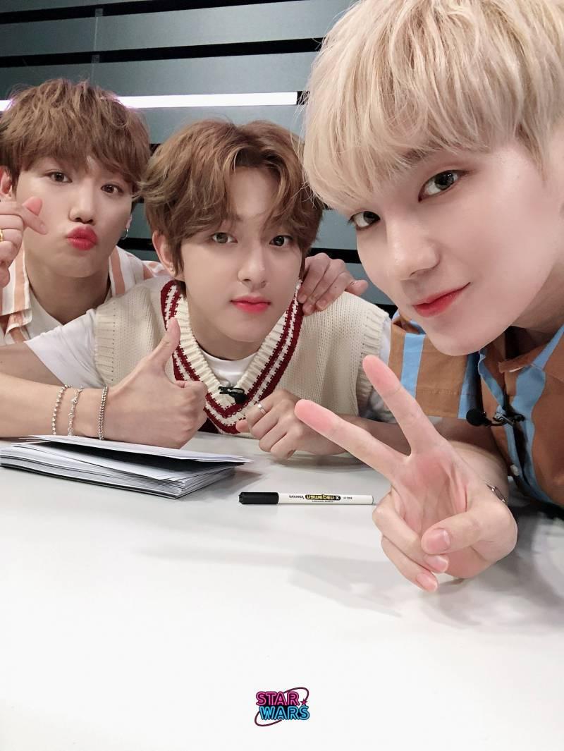 21일(수), 스타워즈 5회 MC 골든차일드 재현, 장준 & JBJ95 켄타 | 인스티즈
