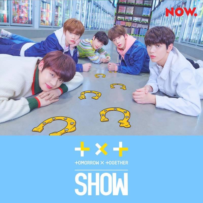 9일(월), TXT💙🧡 Tomorrow X Together Show 5화 방송예정 | 인스티즈