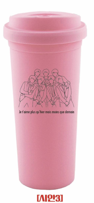 방탄소년단) 리유저블컵 문구 폰트 투표❗️❗️❗️ | 인스티즈