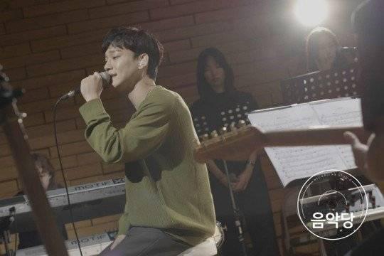 24일(화), 엑소 첸⚡음악토크쇼 '스튜디오 음악당' 공개 | 인스티즈