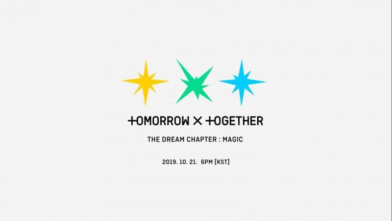 2일(수), TXT 💚🖤정규 1집 THE DREAM CHAPTER:MAGIC 예약판매 시작   인스티즈