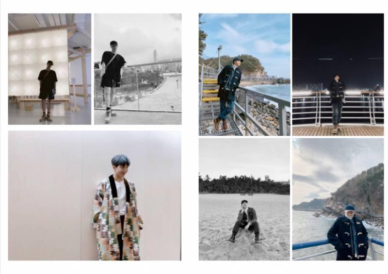 방탄소년단) [모노북] 김데일리 모음북 판매 공지합니다! | 인스티즈