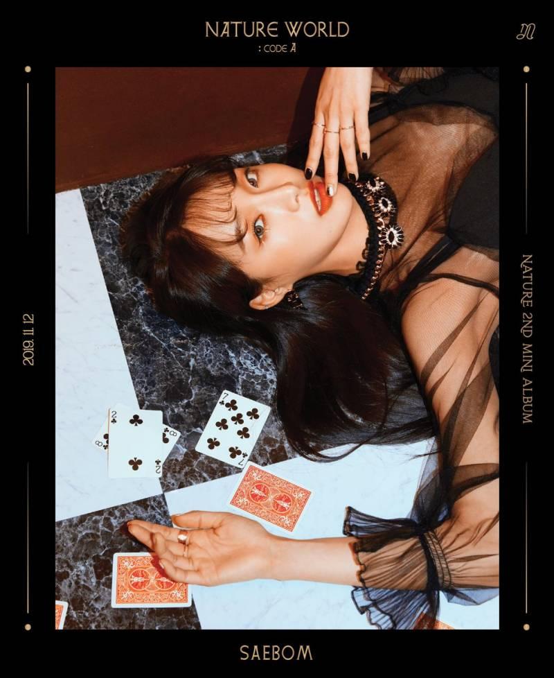 12일(화), 네이처(Nature) 미니 2집 발매   인스티즈