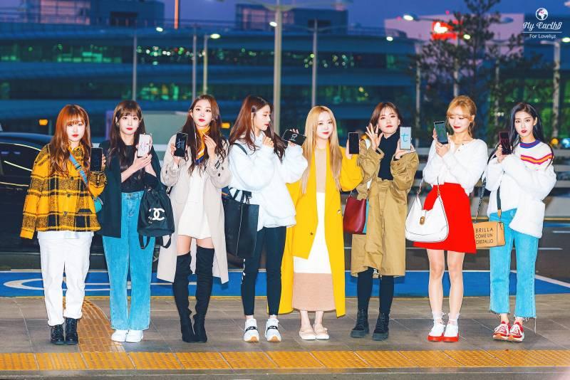 12일(화), 💖러블리즈 데뷔 5주년💖 | 인스티즈