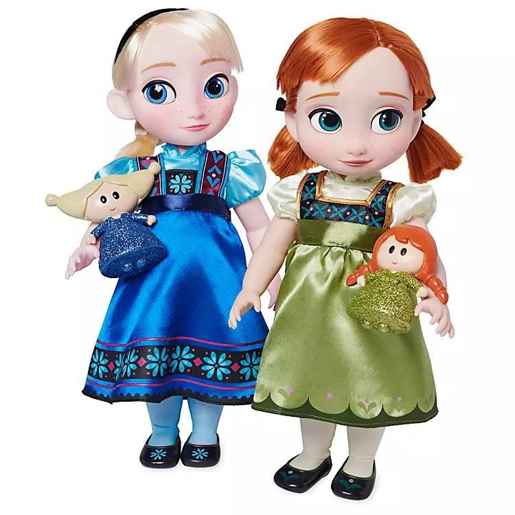 전국 부모님들 깜짝...디즈니 스토어 겨울왕국2 인형 장사 준비 완료.jpg | 인스티즈