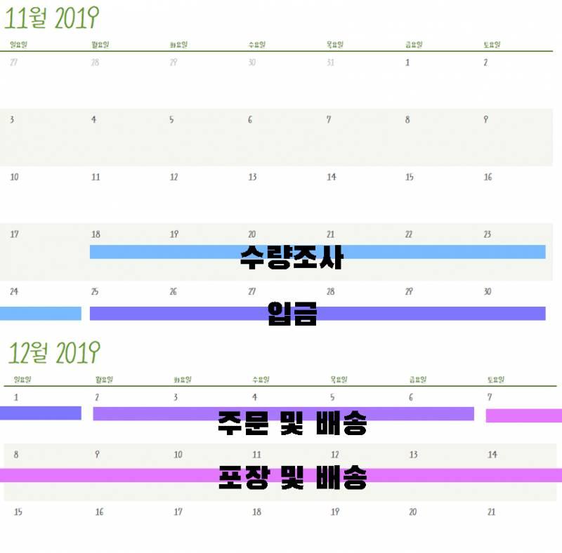 방탄소년단) 앨범 컬러 원형 스티커 입금 시작합니다💜 | 인스티즈