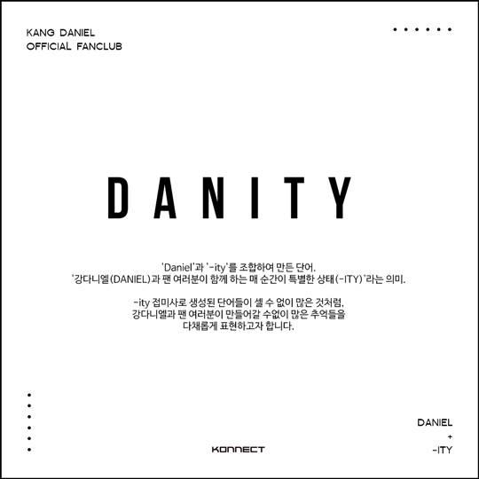6일(금), 💘강다니엘 팬클럽 DANITY 100일💘 | 인스티즈