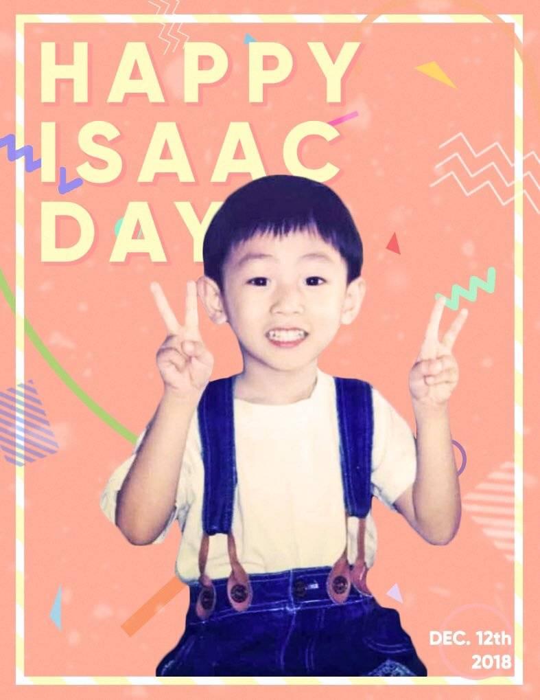 12일(목), IN2IT(인투잇) 글로벌 왕자 아이젝 생일 | 인스티즈