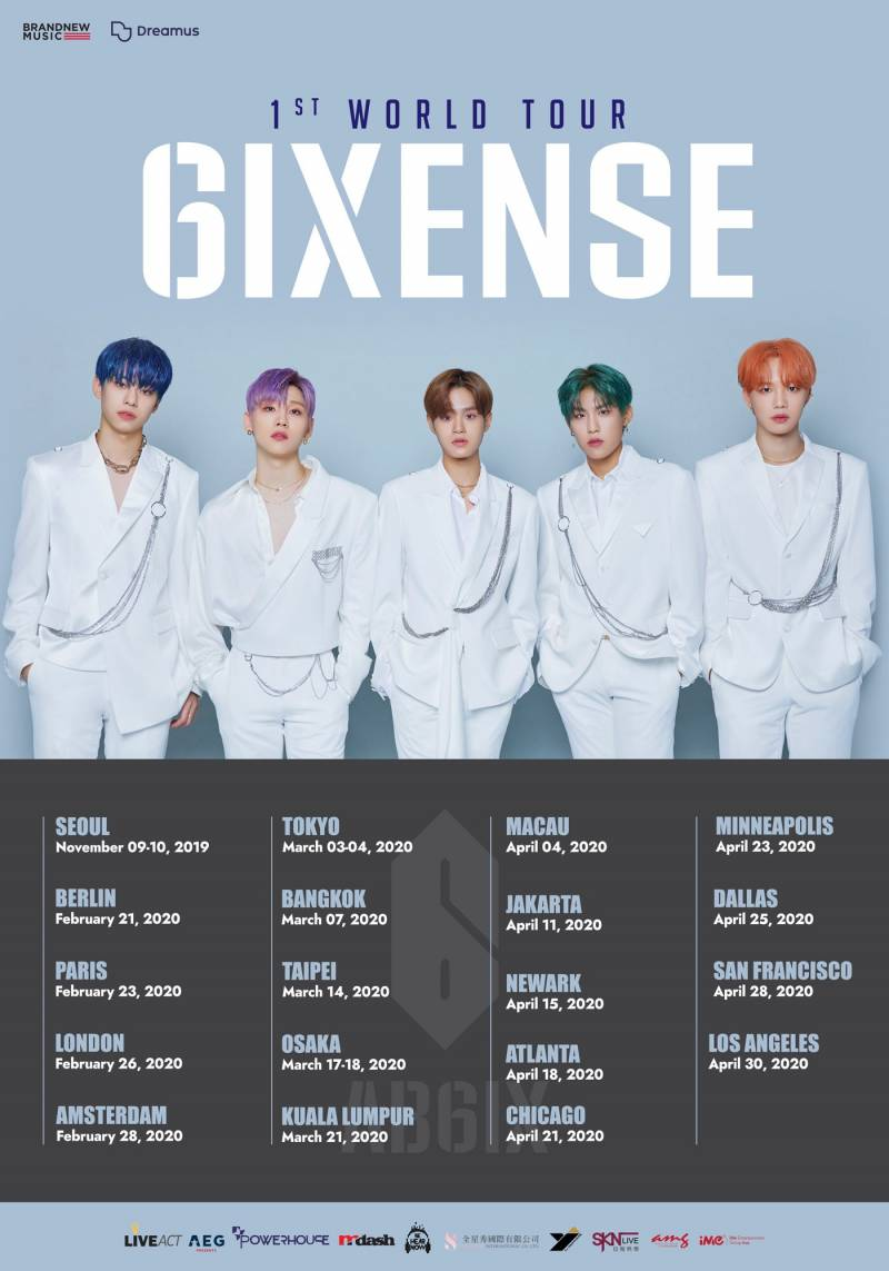 30일(목), 🆎AB6IX WORLD TOUR IN LOS ANGELES🆎 | 인스티즈