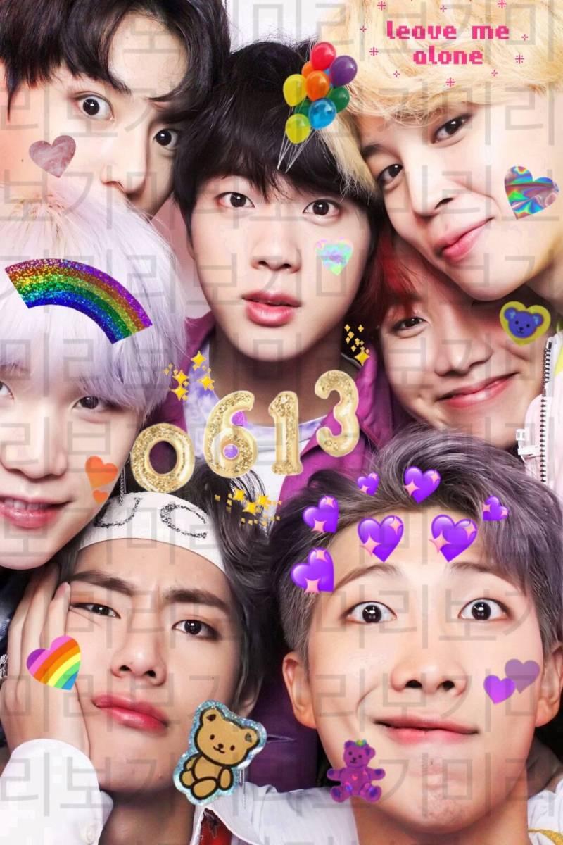 방탄소년단) 💝다꾸 스티커 공지+스페셜 특전 일부 공개💝 | 인스티즈