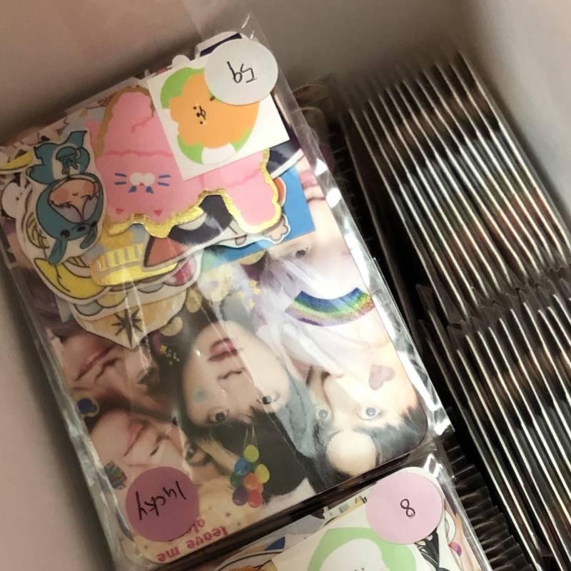 방탄소년단) 💝다꾸 스티커 배송 전 마지막 공지💝 | 인스티즈