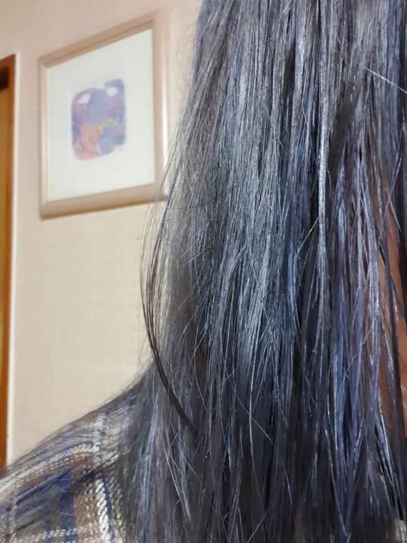 집에서 머리 염색 한거 봐줄익? 40 | 인스티즈