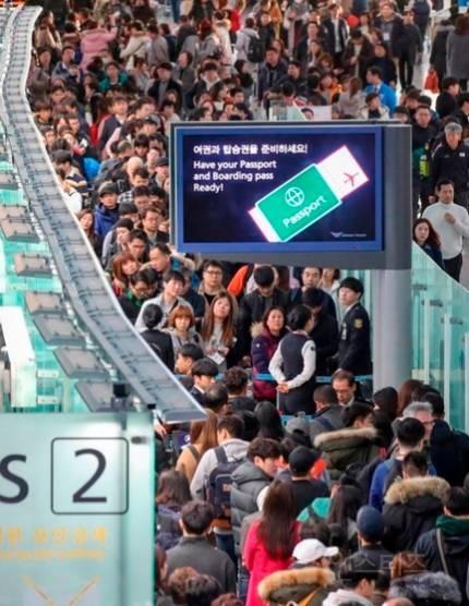 세계 매출 1위라는 공항 면세점...jpg (의외임) | 인스티즈