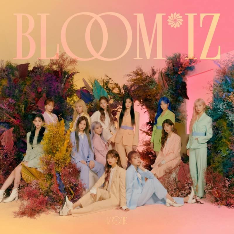 17일(월), 🧡IZ*ONE (아이즈원) - 1st Album [BLOOM*IZ] 발매🧡 | 인스티즈