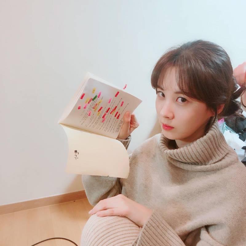18일(화), 소녀시대 서현 jtbc단막극 '안녕 드라큘라' 2화💖 | 인스티즈