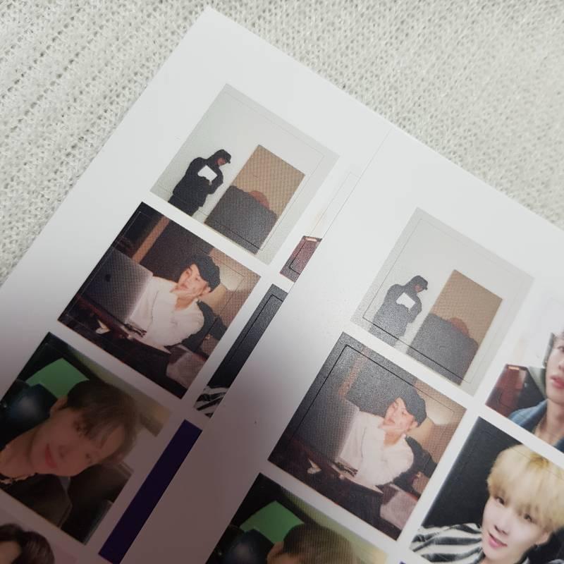 방탄소년단) ⏹💜네모네모다꾸스티커 실사공개&배송관련 공지💜⏹ | 인스티즈