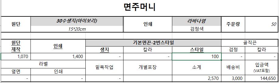 방탄소년단) 🖤모노 조리개 파우치 공구 입금공지🖤 | 인스티즈