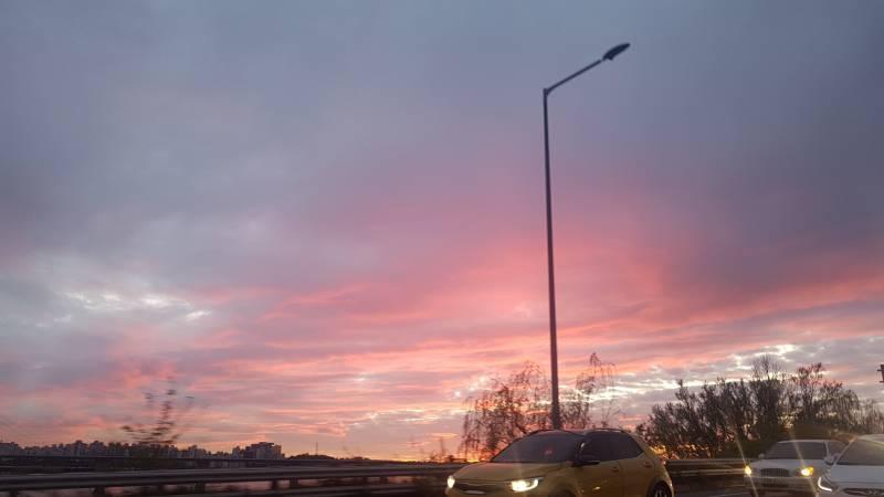 내가 찍은 최애들 하늘 사진 | 인스티즈