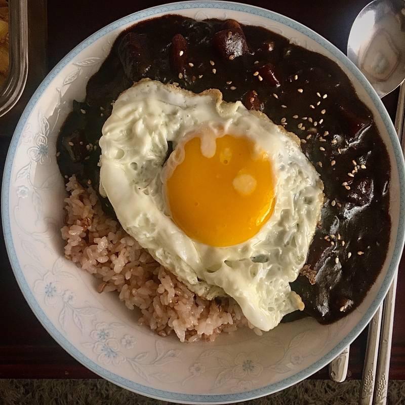 짜장밥과 황금올리브🍗🍳 | 인스티즈