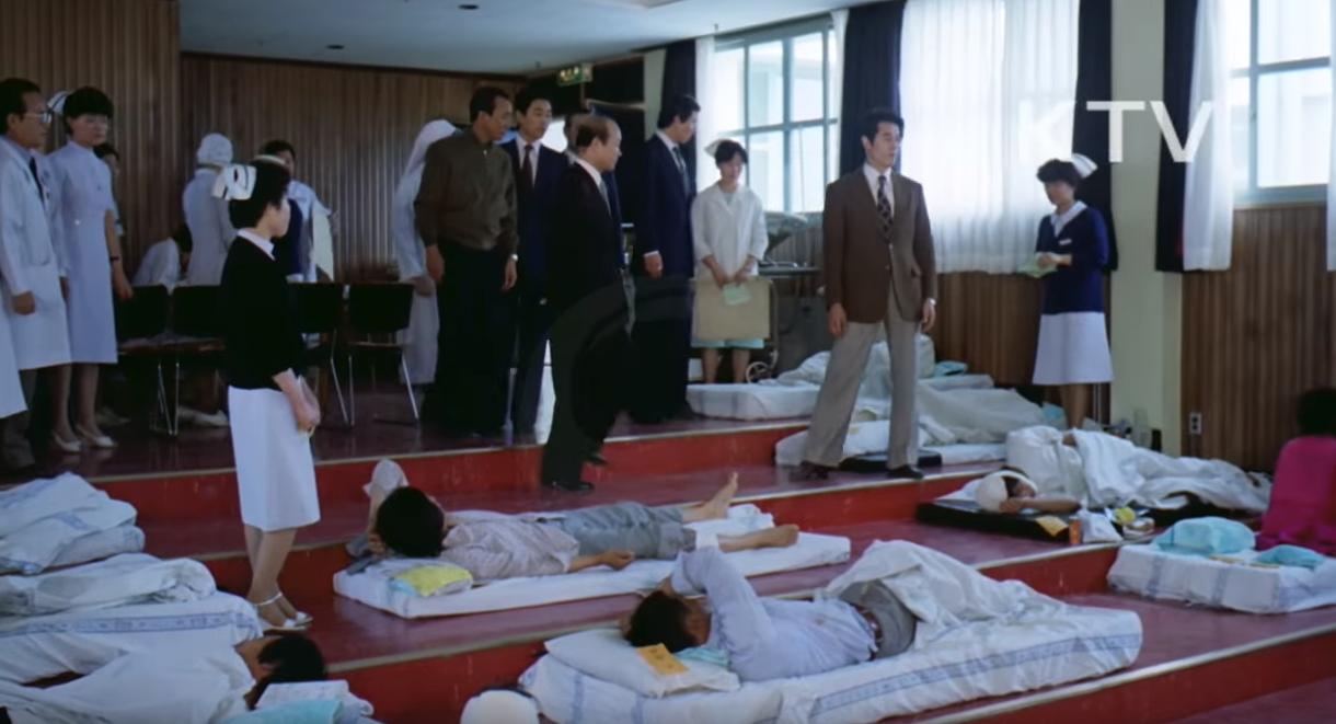 40년전 그때의 병실.jpg | 인스티즈