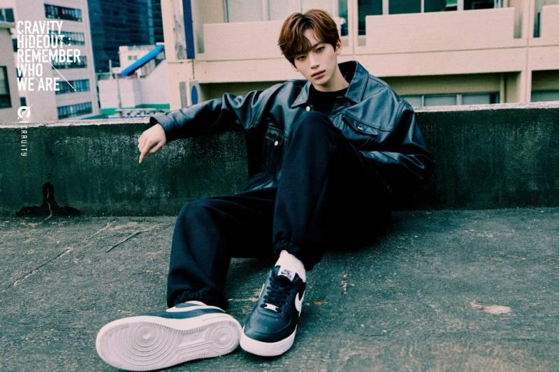 스타쉽 신인 남돌 크래비티(CRAVITY) 컨셉포토 #1 - 정모, 세림, 원진 | 인스티즈