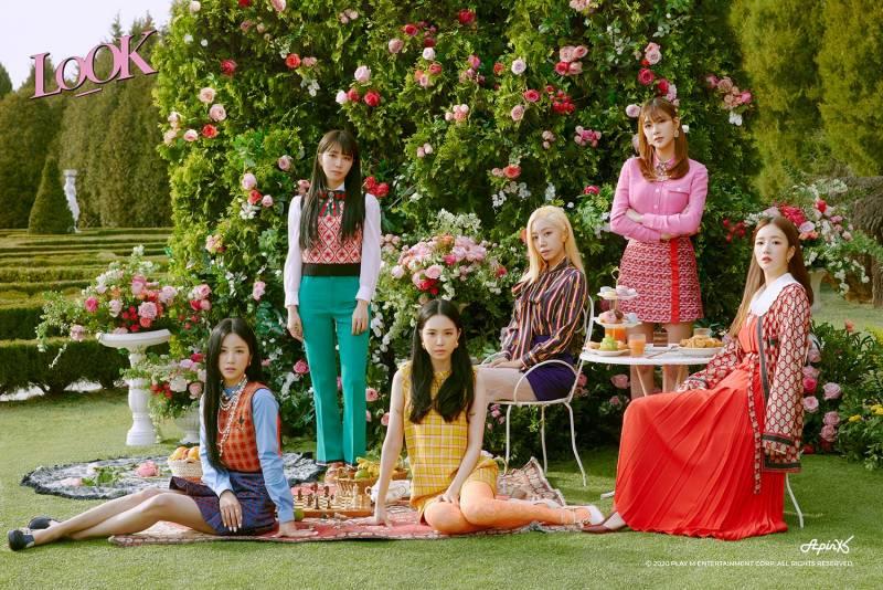13일(월), 💕에이핑크9th Mini Album[LOOK] 공개💕 | 인스티즈